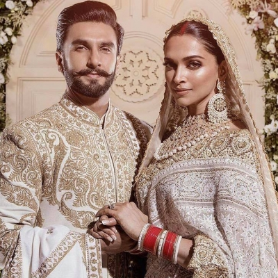 Deepika and Ranveer, their elegant wedding - Boomker Sound
